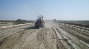 Jhal Magsi Gas Field Development Project-Road Work 2